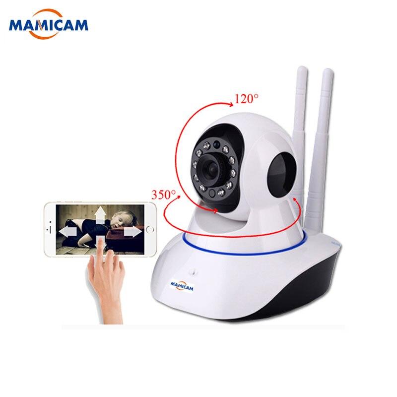все цены на 2MP IP Camera 1080P Wi-Fi Wireless Surveillance Camera WiFi P2P Security CCTV Network Baby Monitor Two Way Intercom IR онлайн