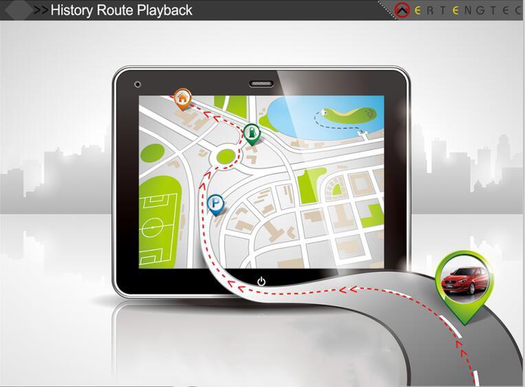 GPS Tracker voiture