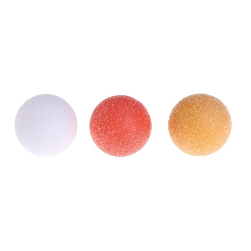 1 шт. 36 мм шероховатая поверхность настольный футбол футбольный мяч детские ноги Fussball пластик