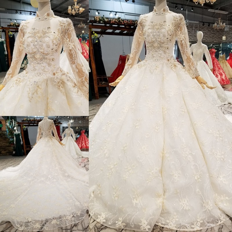 Aliexpress.com : Buy Glitter Fabric Lace Ball Gowns