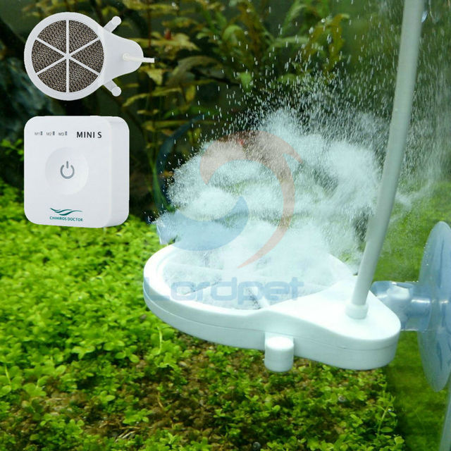Ингибируют водорослей удалить стерилизатор Chihiros Врача для аквариум водных растений fish twinsta болезни аквариумных рыб