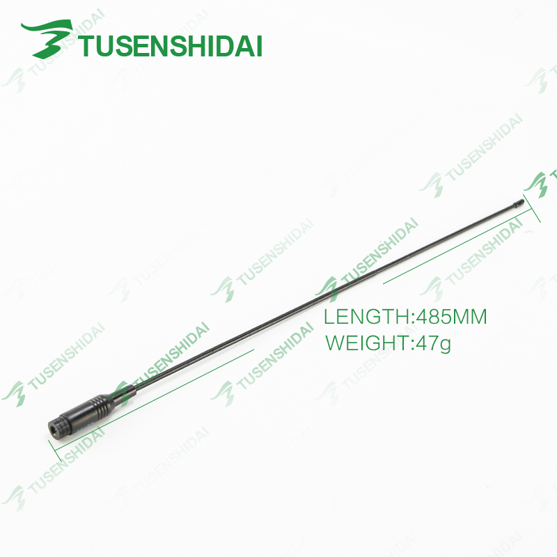New Arrival Dual Band Walkie Talkie Antenna VHF/UHF Rubber TXS-773(RH-773)
