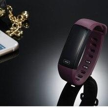 2016 Новый М2 Смарт Браслет Артериального Давления Монитор Сердечного ритма Шагомер Фитнес-Трекер Браслет для ios Android Рождественский Подарок