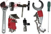 Electric Bicycle Conversion Tool Kits Repair ebike Tools Set Wrench+Chain Rivet Remover+Puller+Freewheel Remover+Screwdriver