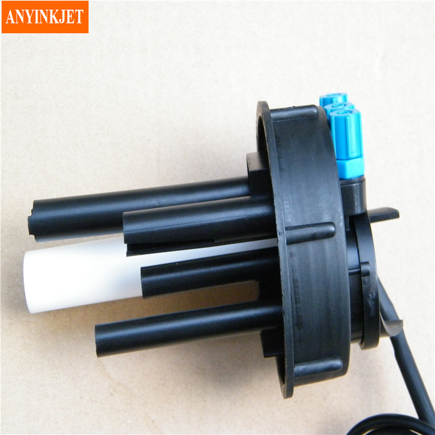 ink manifold INK MANIFOLD ASSY WITH SENSOR with cap 37753 for Domino A100 A200 A300 series