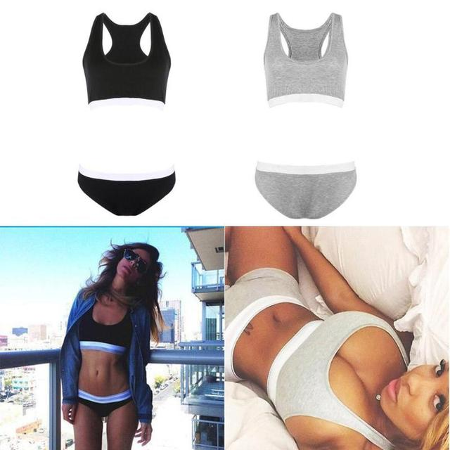 1 Unidades verano Sexy mujer Yoga ropa interior Sujetador deportivo corto  Tracksuit Push Up cultivado Feminino 6f95cbc1ce7d