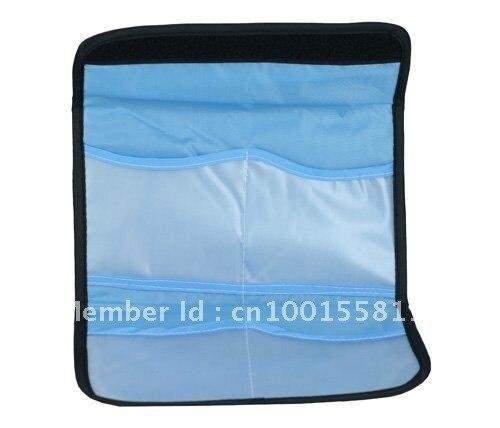 10pcs/lot Nylon filter wallet 4 pocket case pouch carry bag for Cokin P Series lens