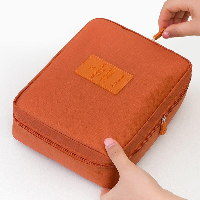 Orange Cosmetic Case Promotion-Shop for Promotional Orange ...