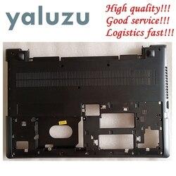 YALUZU mới cho lenovo IdeaPad 300-15 300-15IBR 300-15ISK Dưới Cơ Sở Trường Hợp Che AP0YM000400 trường hợp thấp hơn