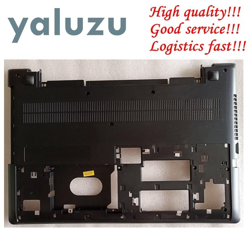 YALUZU New For Lenovo IdeaPad 300-15 300-15IBR 300-15ISK Bottom Base Case Cover AP0YM000400 Lower Case