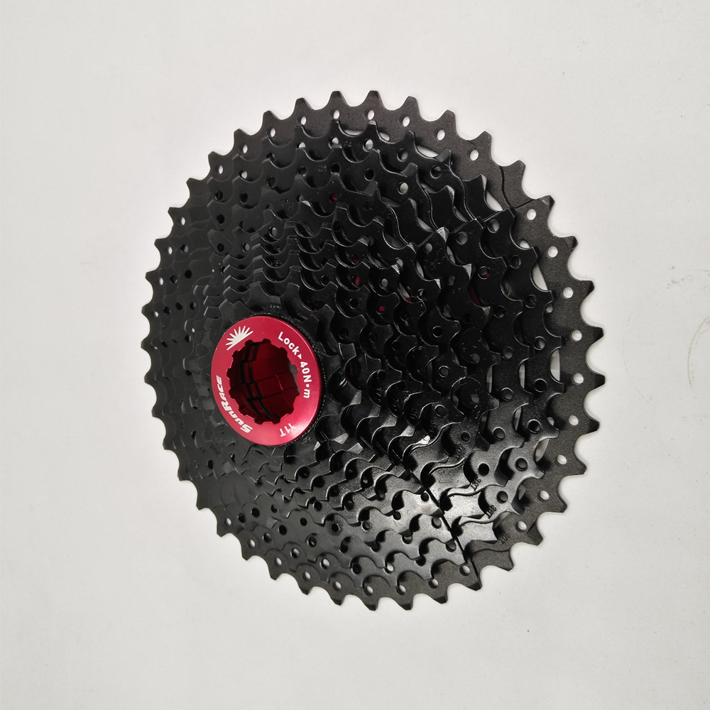 Sunrace 11-40T Road Bike Cassette 11Speed Bicycle flywheel Cycling Freewheel Sunrace 11-40T Road Bike Cassette 11Speed Bicycle flywheel Cycling Freewheel
