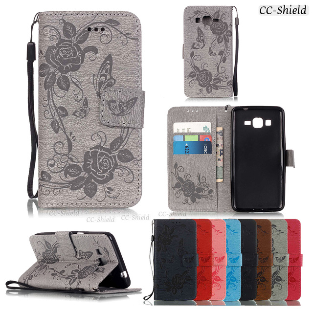 phone capa for Samsung Galaxy Grand Prime G530H/DV SM-G530H SM-G530 G530FQ SM-G530FQ G530BT SM-G530BT Flip Phone Leather Cover
