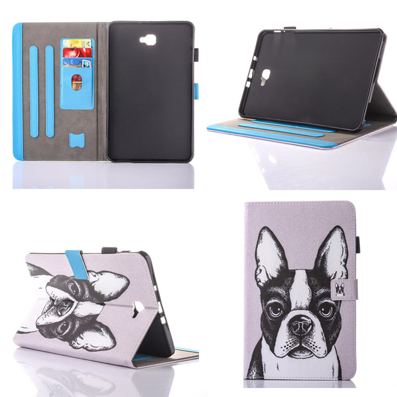 For fundas samsung galaxy tab a 10 1 a6 t580n t585c stand case for galaxy tab a 10 1 t580 t585 - Fundas tablet 10 1 samsung ...