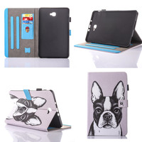 For Fundas Samsung Galaxy Tab A 10 1 A6 T580N T585C Stand Case For Galaxy Tab
