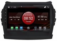 2GB RAM octa core Android 7.1.2 car GPS for HYUNDAI IX45 2011 touch screen car radio stereo navigation 3G mirror link DVR