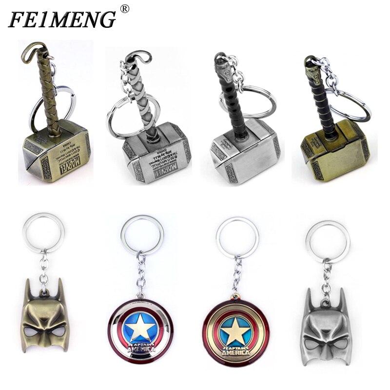 Marvel Universe The Avengers Series Keychain Infinite War Fashion Superhero Key Chains For Women Men Jewelry Key Holder Trinkets marvel universe avengers earth s mightiest heroes volume 3