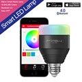5 Вт E27 MIPOW Playbulb Bluetooth Smart LED Лампочки ПРИЛОЖЕНИЯ Smartphone Группа Контролируется Затемнения Изменение Цвета Умный освещение