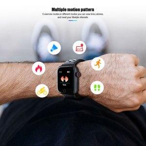 Image 4 - VERYFiTEK Z7 Smart Horloge Bloeddruk Hartslagmeter IP67 Fitness Armband Horloge Vrouwen Mannen Smartwatch voor IOS Android