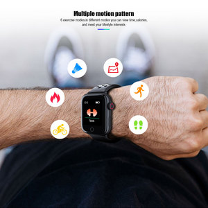 Image 4 - VERYFiTEK Z7 Smart Watch Blood Pressure Heart Rate Monitor IP67 Fitness Bracelet Watch Women Men Smartwatch for IOS Android