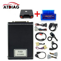 FVDI ABRITES Volledige Commander met 18 Software 100% Goede Kwaliteit + onbeperkt tijd voor gebruik + DHL gratis verzending