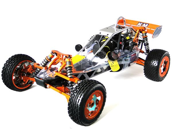 1:5 Scale Full Alloy Baja 5B 30.5cc RTR with 2.4GHz Transmitter багги 1 5 baja 5b with d box 2 rtr
