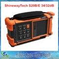 Testador De Fibra OTDR ShinewayTech S20B/E 1310/1550nm 35/34dB