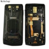 For Original Doogee S90 Back Cover Case+Camera Glass+Main Flex Cable+Speaker Multimedia Mobile Phone Back Housings Mythology
