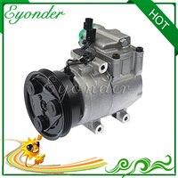 A/C AC Compressor de Ar Condicionado Bomba De Refrigeração para Hyundai ACCENT I X 3 1.3 1.5 9770129510 9770122261 97701  29510 97701 22261 Ventiladores e Kits     -