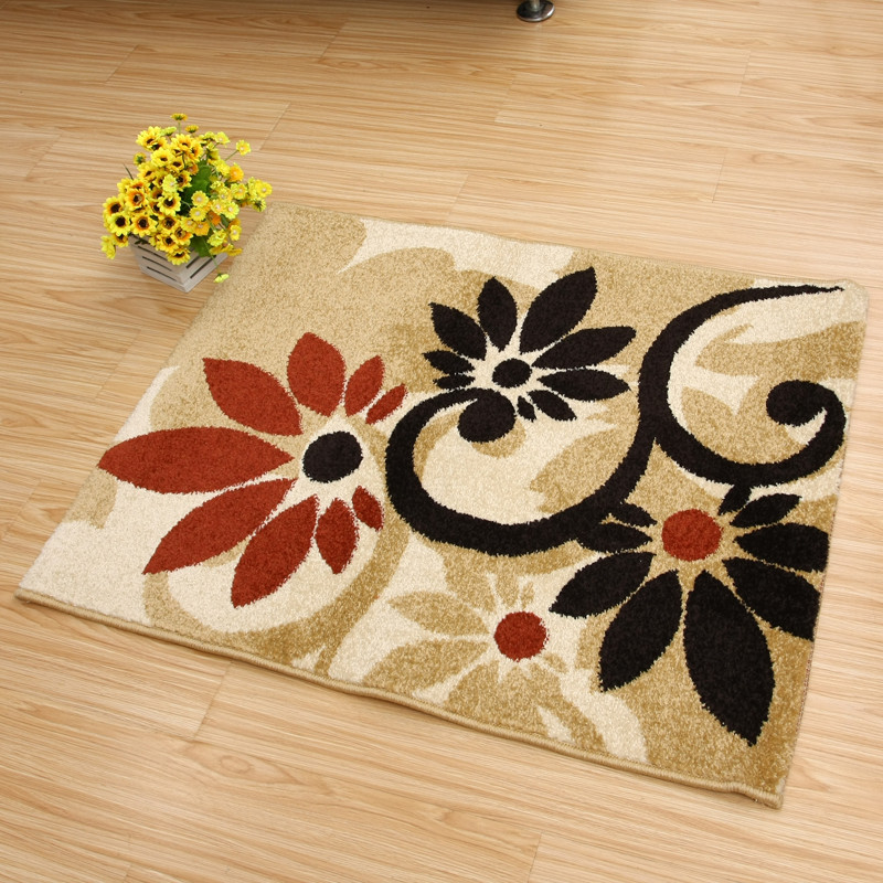 Fashion elbow yarn carpet entranceway bed blankets sofa coffee table antechapel mats slip resistant mats