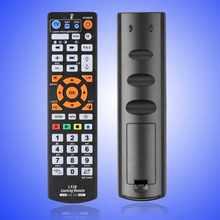 L336 cópia inteligente controlador de controle remoto com função de aprendizagem para tv cbl dvd sat aprendizagem