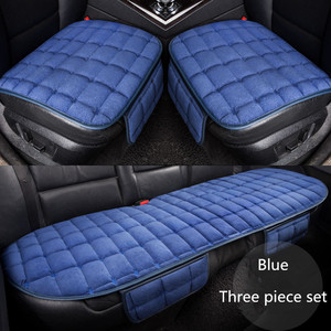 Image 5 - Car Seat Cover,Universal Seat Car Styling For Toyota Camry 40 RAV4 Verso FJ Land Cruiser LC 200 Prado 150 120,Car pad,Styling 90
