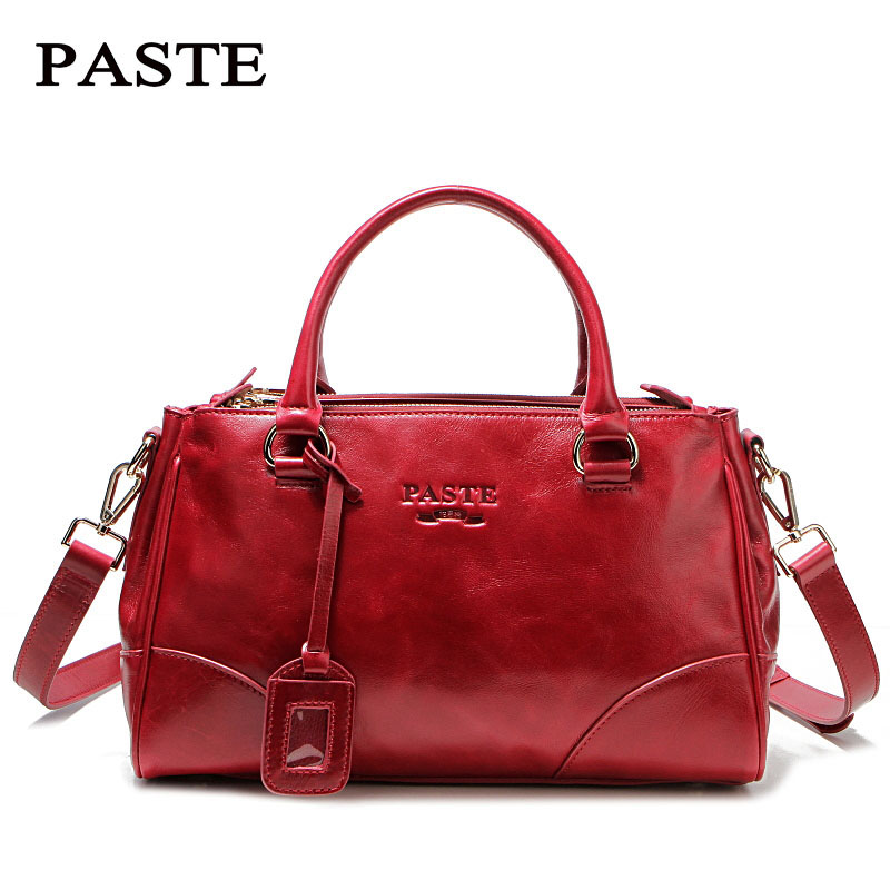 Luxury Famous Brand Women Handbag Natural Genuine Leather Bag Fashion Shoulder Women Messenger bags with Three Layers Design zooler 100% real natural genuine leather women small handbag high quality famous design brand bags tassel shoulder messenger bag