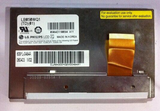 free shipping original LB050WQ1 (TD) (01) linvel lb 8678 1