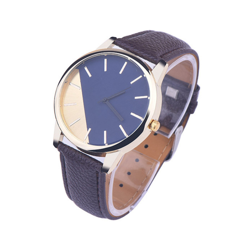 Excellent Quality Top Brand Watches Women Unisex Casual Leather Quartz Watches Bracelet Dress Watches Wristwatches for Gift