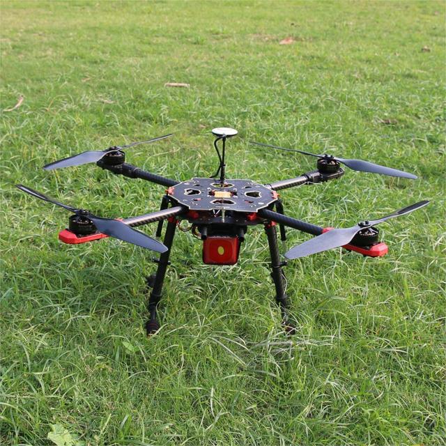 Tl65s01 tarot 650 sport quadcopter con v3508/motor x4108s & hobbywing esc & propeller para fpv fotografía