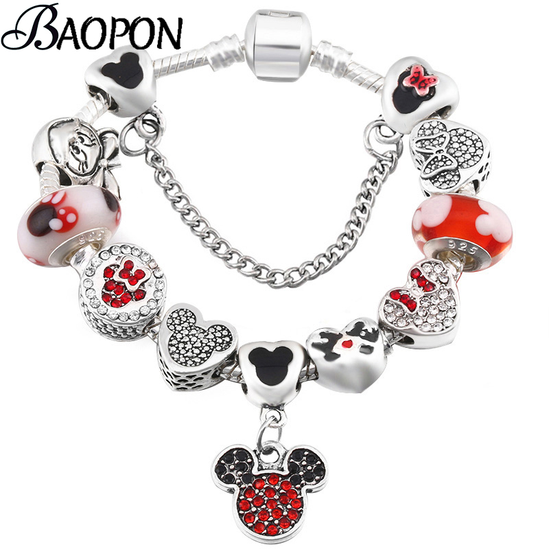 Beads & Jewelry Making Generous Spinner Flower Murano Glass Beads Fit Pandora Charm Bracelet For Women Diy Jewelry Beads High Quality And Inexpensive