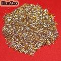 BlueZoo Nuevo 10000 unids Oro 1.5mm Decoración de Uñas Rhinestones de Acrílico Brillo Decoración Para Consejos de BRICOLAJE Decoración