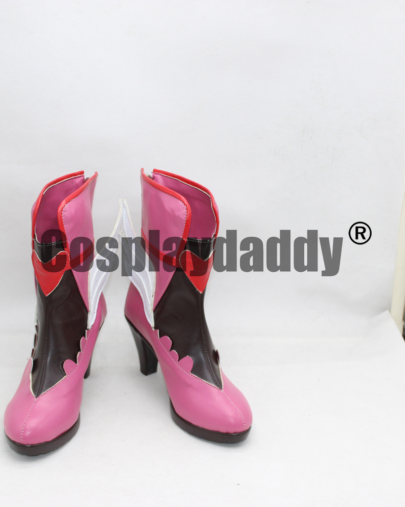 OW <font><b>DVA</b></font> Girls Party Cosplay <font><b>shoes</b></font> X002 image