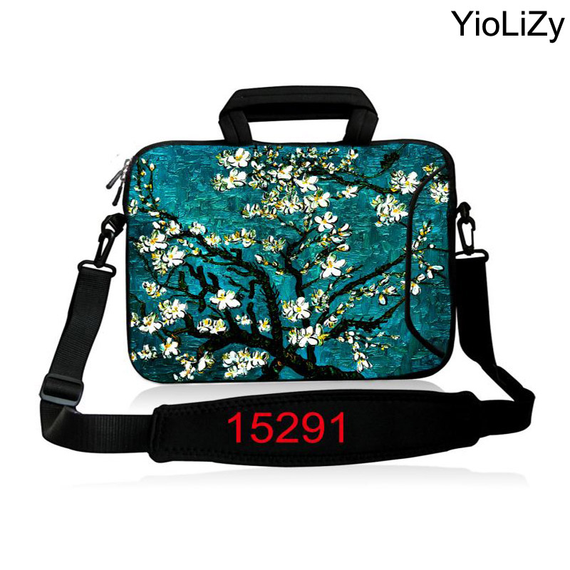 9.7 11.6 13.3 14.1 15.6 17.3 inch Laptop shoulder protective bag men tablet case women Notebook sleeve cover briefcase SB-15291