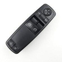 1Pcs Car Electric Master Window Switch 1698206410 OEM For Mercedes Benz 05-09 W169 A170 A200 Auto Vehicle Window Switch Control недорого