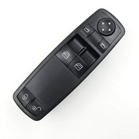 1Pcs Car Electric Master Window Switch 1698206410 OEM For Mercedes Benz 05 09 W169 A170 A200 Auto Vehicle Window Switch Control