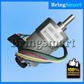 JGB37-3530B 12 V Sensor Hall Encoder Del Motor de Engranajes 6-1600 rpm, 166 rpm Motor de Corriente Continua 12 V Motores Eléctricos de 24 voltios de Alta Velocidad Bringsmart