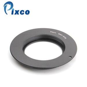 Image 1 - Pixco adaptador de lente M42 for EOS, anillo adaptador lente M42 para adaptarse a cámara Canon (negro), para cámara Canon EOS DSLR