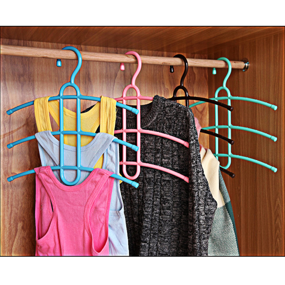hang clothes rack