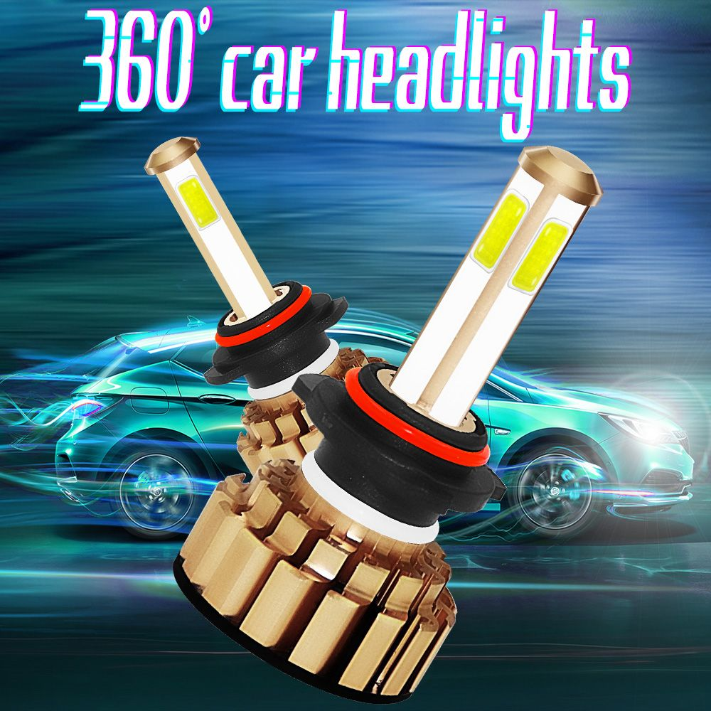 2x Car LED Headlight Kit <font><b>H7</b></font>/H11 LED 9005/9006 300W <font><b>30000LM</b></font> Bright Headlight Bulbs Lamp 6000K G7 Car Light Source image
