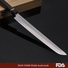 אבוני 30cm סכין פרו