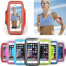 For Wiko rainbow fever pulp 4g Sport Running Case Capa Arm Band Holder Belt Phone Pouch Cycling Funda Run Cover Wiko lenny 2 3