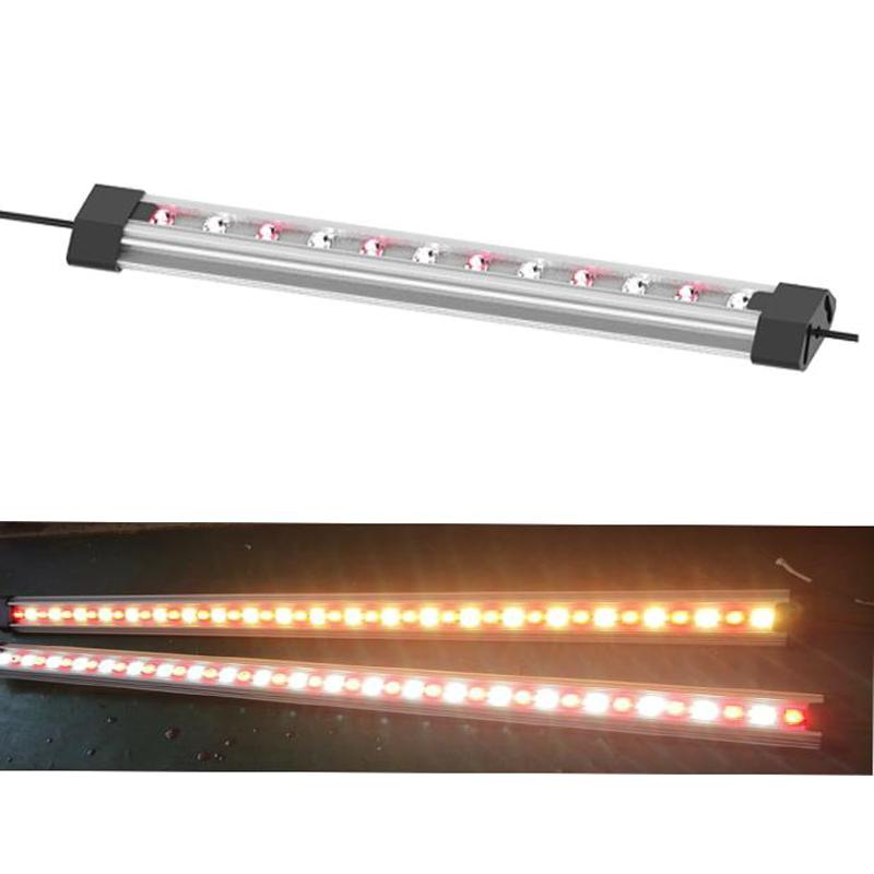 IP65 Bar Led Grow Light Quantum Board SMD3030 Chip Full Spectrum 3000K, 6000k, 660nm Red Veg/Bloom State DIY Daisy Chain
