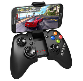 DHL FedEx delivery Ipega 9021 wireless gamepad game controller for tablet bluetooth joystick android for iphone for samsung