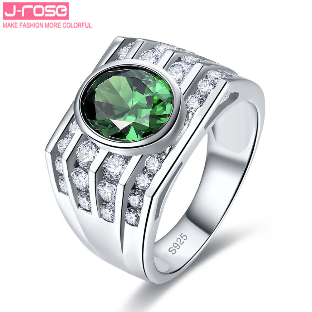 jrose 43ct nano aaa cz solid 925 sterling silver rings for women men engagement wedding ring oval cut amazing size 7 8 9 10 - Amazing Wedding Rings